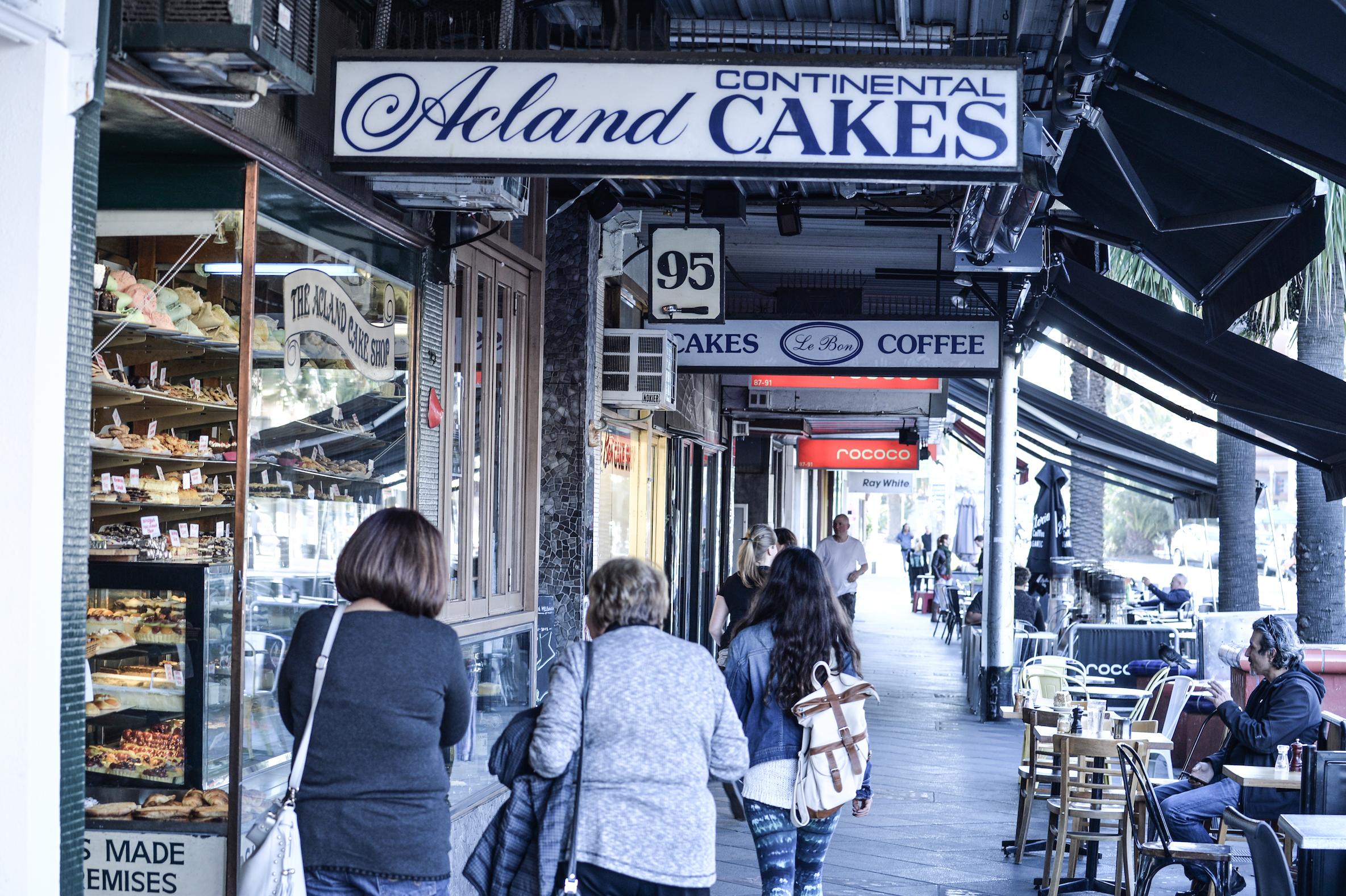 Street Cafe St Kilda