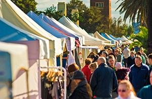 The Esplanade Market