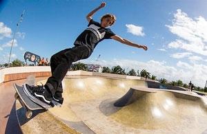 St Kilda Skate Park