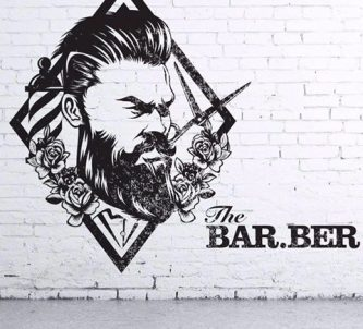 The-bar-ber-wall-logo-white