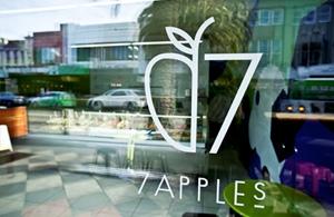 7 Apples Gelato