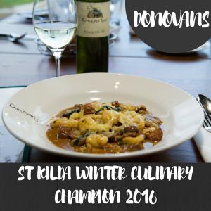 St Kilda Winter Culinary Champion