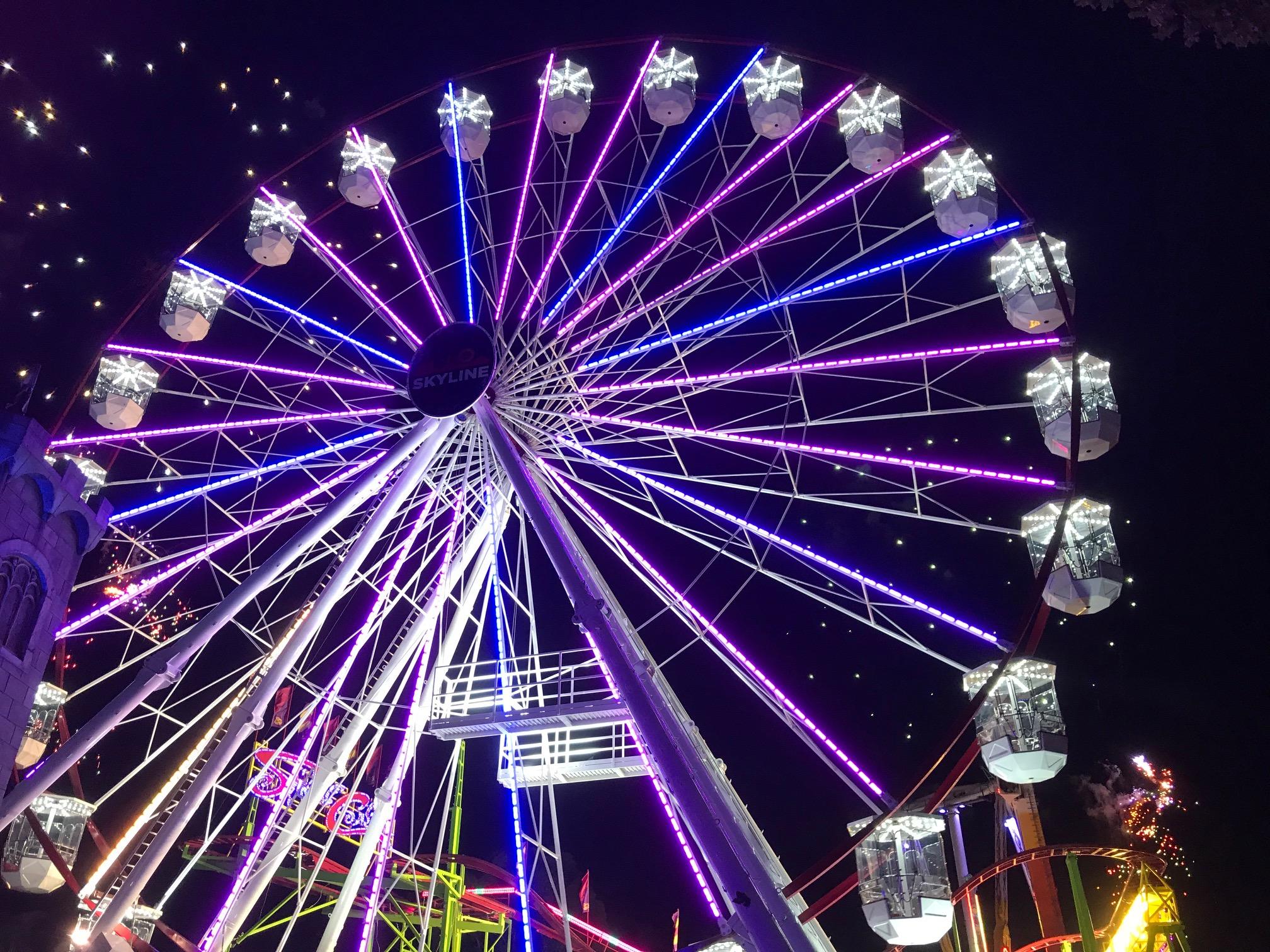 Saint Kilda Ferris Wheel